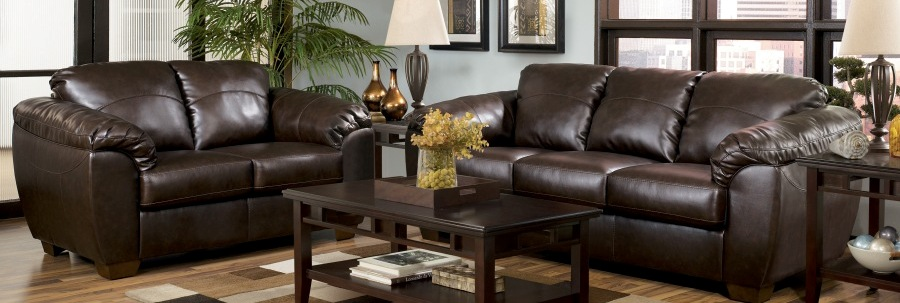Franden Cafe Sofa and Love Seat