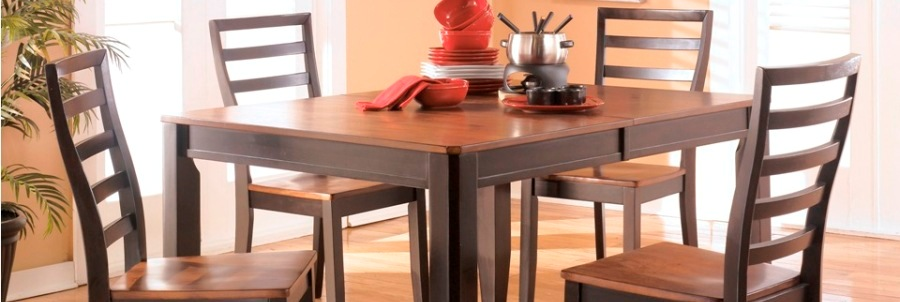 Alonzo Dining Table and Chairs